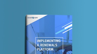 Implementing a Renewals Platform - IT Companion Guide