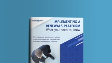 Implementing a Renewals Platform Guide